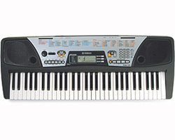 Yamaha PSR-175 61-Key Keyboard w/ DJ Voices