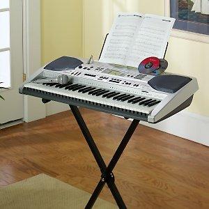 Casio LK-92 Magic Light Karaoke Keyboard