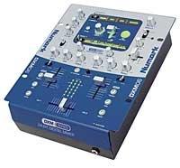 Numark DMX06 2-Channel Digital Mixer with Digital FX
