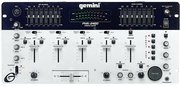 Gemini  PMX2400 4Ch 19 Mixer W Sampler 3 Phono inputs