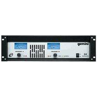 Gemini X04 600W Stereo Bridgeable 3U Amplifier