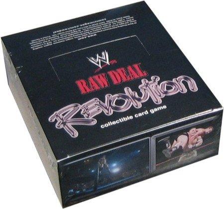 Raw Deal Revolvution 1 booster box