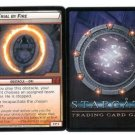 Stargate CCG Trial By Fire Promo Card 3P1