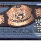 Raw Deal WWE Championship Belt Foil 06/TK