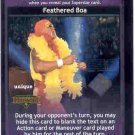 Raw Deal Feathered Boa Ultra-Rare Foil