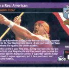 Raw Deal I am a Real American Ultra-rare Foil