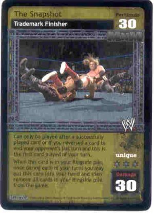 Raw Deal The Snapshot Ultra-rare Foil