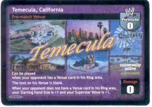Raw Deal Temecula, California Ultra-rare Foil