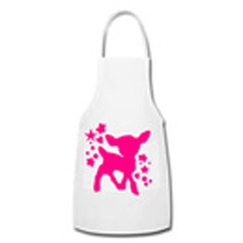"""Baby Deer"" on Apron"