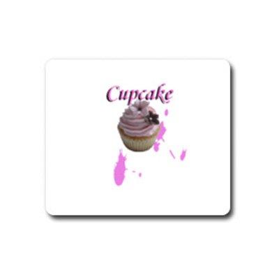 Cupcake mouse pad