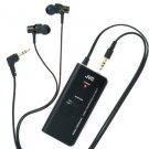 FREE SHIPPING -- New JVC Earphones HA-NCX77 Noise-Canceling Headphone