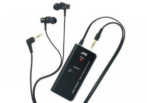 FREE SHIPPING -- New JVC Earphones HA-NCX77 Noise-Canceling Headphone