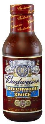 Budweiser Beechwood Smoked Barbecue Sauce