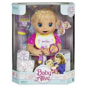Baby Alive Doll by Hasbro