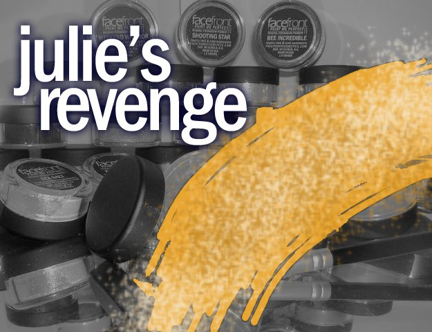 Paint Me Perfect Eye Shadow: Julie's Revenge