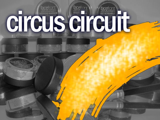Paint Me Perfect Eye Shadow: Circus Circuit