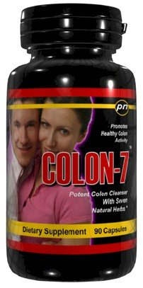 COLON-7�  Promotes Healthy Colon Activity