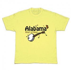 Alabama State Tee