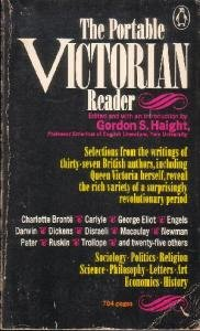 The Portable Victorian Reader edited by Gordon S. Haight