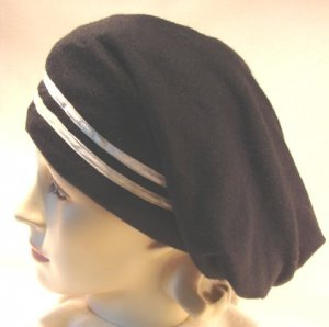 Vintage Hat 40s Swimcap Turban Beret SAILOR