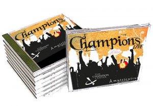 Champions Live CD