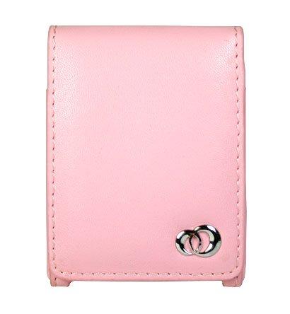 BABY PINK Flip Cover Belt Clip Case for Apple iPod Nano (3rd Gen)