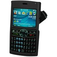Samsung BlackJack II SGH-i617 Black Hard Shield Protector Case w/ Detachable Clip