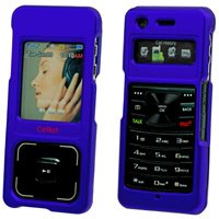 Samsung UpStage M620 Blue Hard Plastic Proguard Shield Protector Case