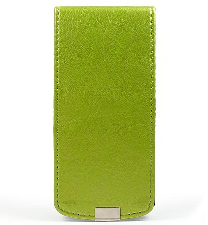 Magnum Case Cover for RIM BlackBerry Pearl 8100 - GREEN