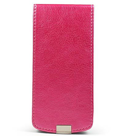 Magnum Case Cover for RIM BlackBerry Pearl 8100 - HOT PINK