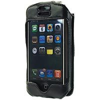 Elite Leather Case with Swivel Clip Apple iPhone 3G