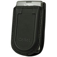 Pouch W/ Removable Spring Belt Clip for LG Dare & Other Similar Size Phones
