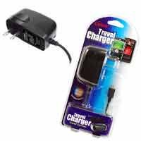 Black Travel & Home Charger for LG VX9700 Dare