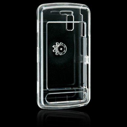 Hard Plastic Shield Protector Case for LG VU CU915 / CU920 - CLEAR