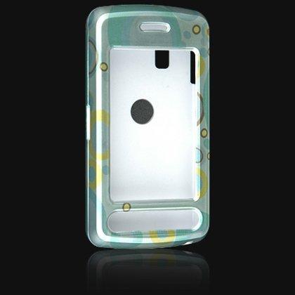 Hard Plastic Shield Protector Case for LG VU CU915 / CU920 - GREEN ENVY