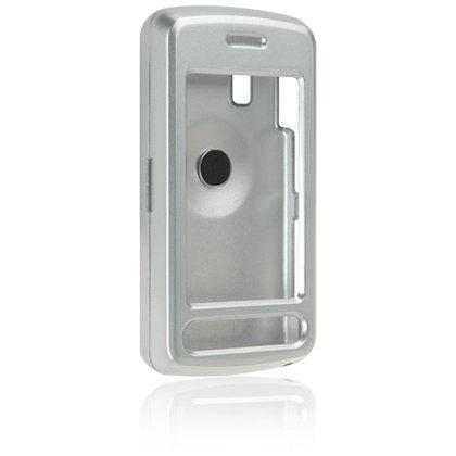 Hard Plastic Shield Protector Case for LG VU CU915 / CU920 - SILVER