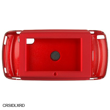 RED Rubber Case for Sidekick LX