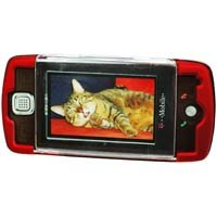 Sidekick LX Hard Plastic Proguard - Red