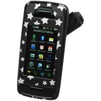 LG Voyager VX10000 Black Proguard W/ Stars