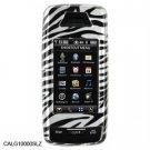 Zebra Stripes Crystal Case for LG VX10000 Voyager