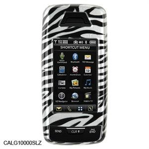 Zebra Stripes Crystal Case for LG VX10000 Voyager