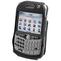 Blackberry 8300 Curve Stingray Case, BLACK