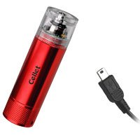 Emergency Charger for BlackBerry 8300 Curve - Red