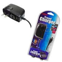 Home / Travel / Wall Charger AC Adapter for BlackBerry 8300 Curve - Black