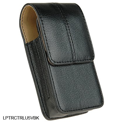 Leather Pouch Case for LG VX9100 enV2