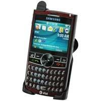 Samsung BlackJack II SGH-i617 Black Holster