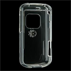 Clear Hard Plastic Crystal Shield Protector Case Cover for Palm Treo 800w - Transparent
