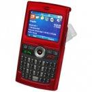 Hard Plastic ProGuard for Samsung BlackJack i607 - Black