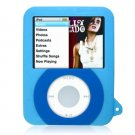 BLUE Two-Tone Silicone Skin for Apple iPod Nano 3rd Generation