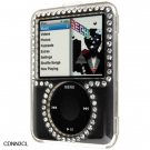 CLEAR Diamond Bling Crystal Case for Apple iPod Nano 3